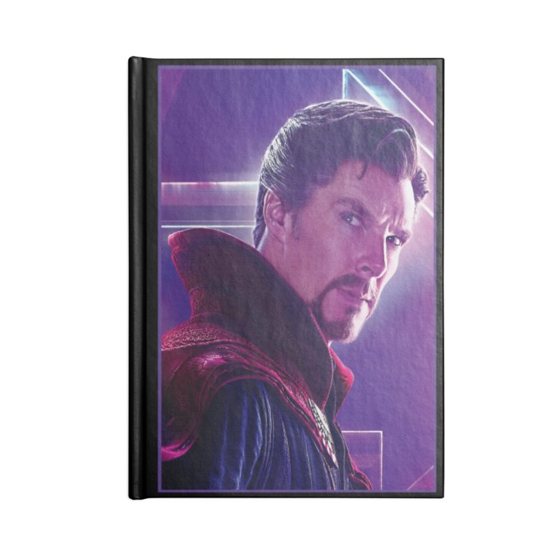 Dr. Strange - Infinity Endgame Accessories Blank Journal Notebook by Evolution Comics INC