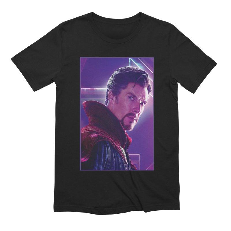Dr. Strange - Infinity Endgame Men's Extra Soft T-Shirt by Evolution Comics INC