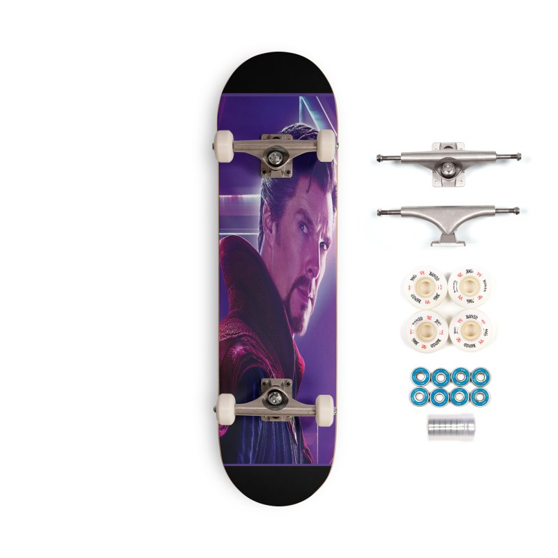 Dr. Strange - Infinity Endgame Accessories Complete - Premium Skateboard by Evolution Comics INC