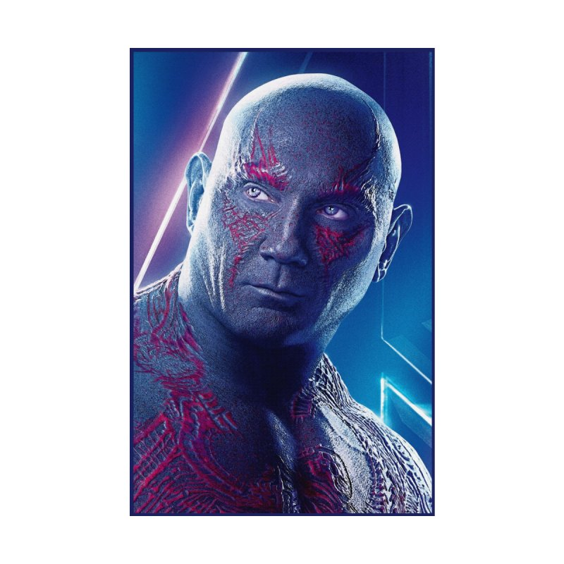 Drax - Infinity Endgame Men's T-Shirt by Evolution Comics INC