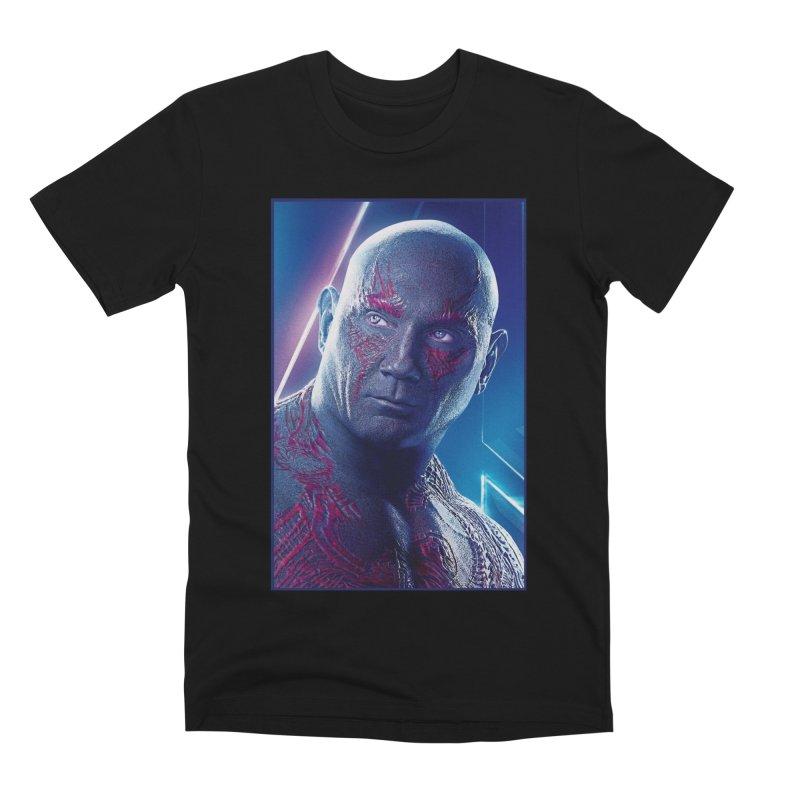 Drax - Infinity Endgame Men's Premium T-Shirt by Evolution Comics INC