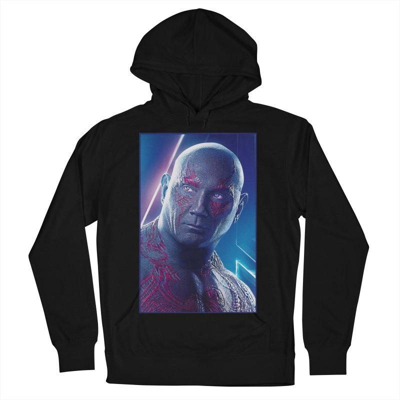 Drax - Infinity Endgame Men's French Terry Pullover Hoody by Evolution Comics INC