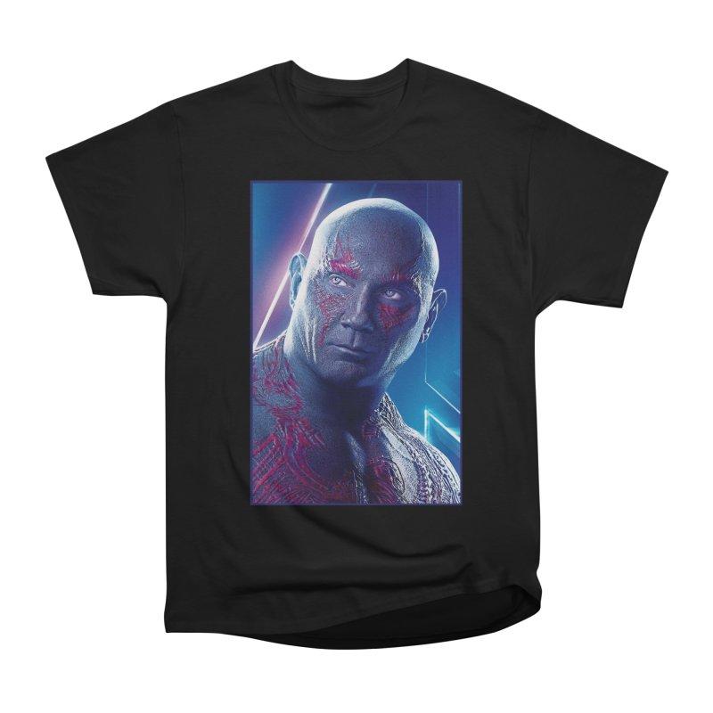 Drax - Infinity Endgame Women's Heavyweight Unisex T-Shirt by Evolution Comics INC