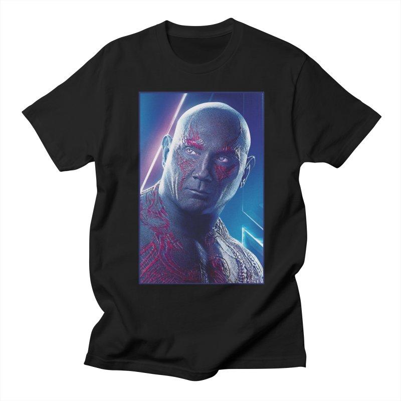 Drax - Infinity Endgame Women's Regular Unisex T-Shirt by Evolution Comics INC