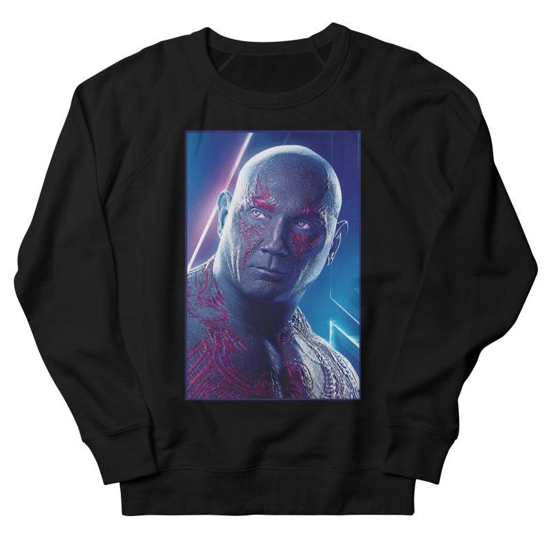 Drax - Infinity Endgame Men's French Terry Sweatshirt by Evolution Comics INC