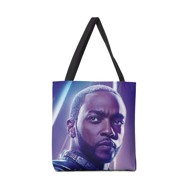 Falcon Accessories Tote Bag Bag by Evolution Comics INC