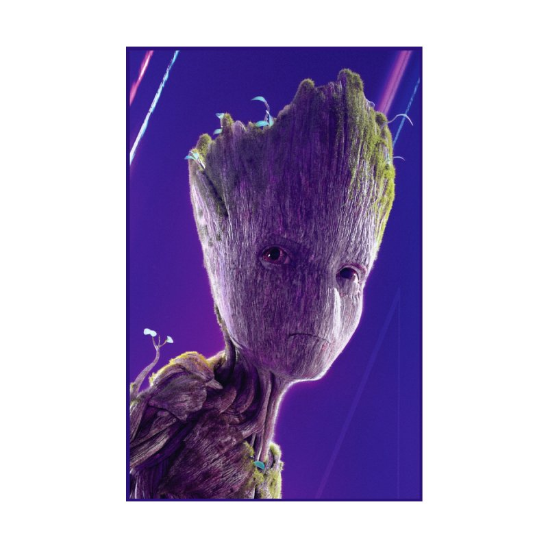 Groot (Teen) Men's T-Shirt by Evolution Comics INC