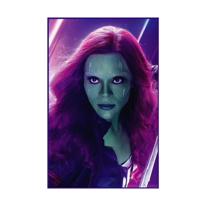 Gamora by Evolution Comics INC