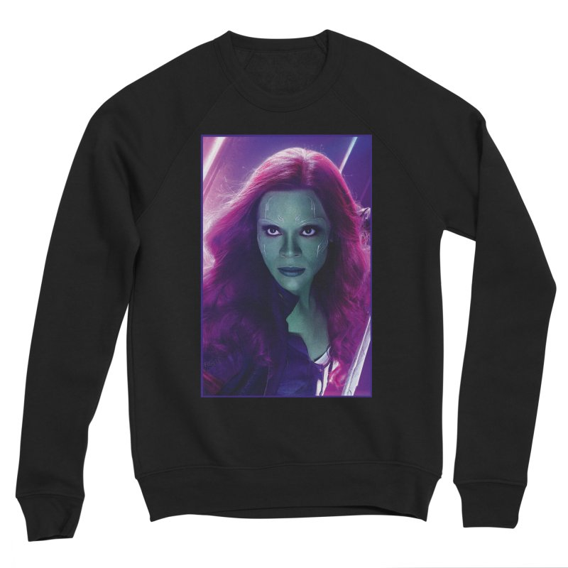Gamora Women's Sponge Fleece Sweatshirt by Evolution Comics INC