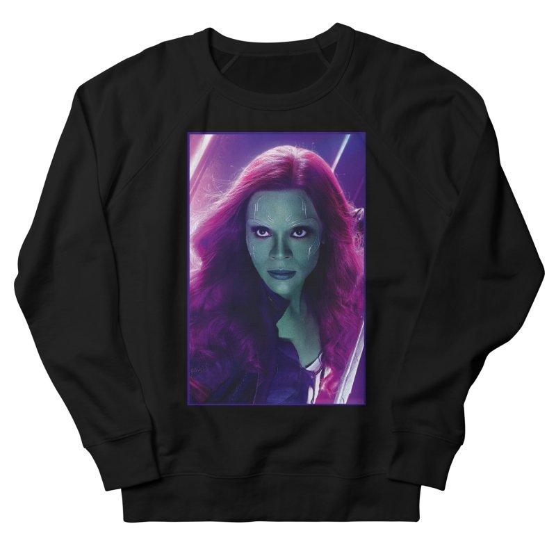 Gamora Women's French Terry Sweatshirt by Evolution Comics INC