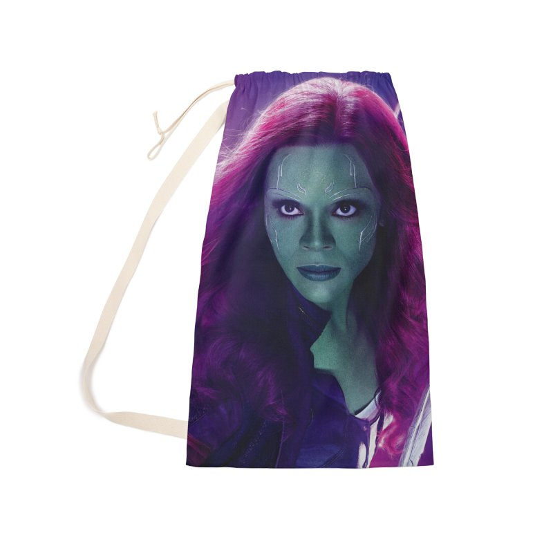 Gamora Accessories Laundry Bag Bag by Evolution Comics INC
