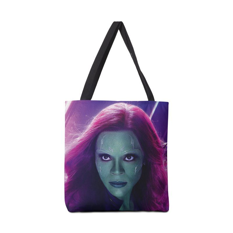 Gamora Accessories Tote Bag Bag by Evolution Comics INC