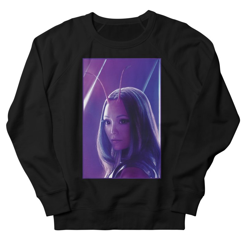 Mantis Women's French Terry Sweatshirt by Evolution Comics INC