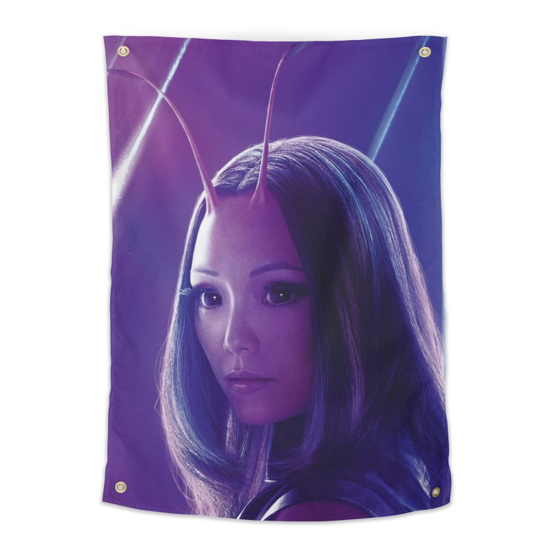 Mantis Home Tapestry by Evolution Comics INC