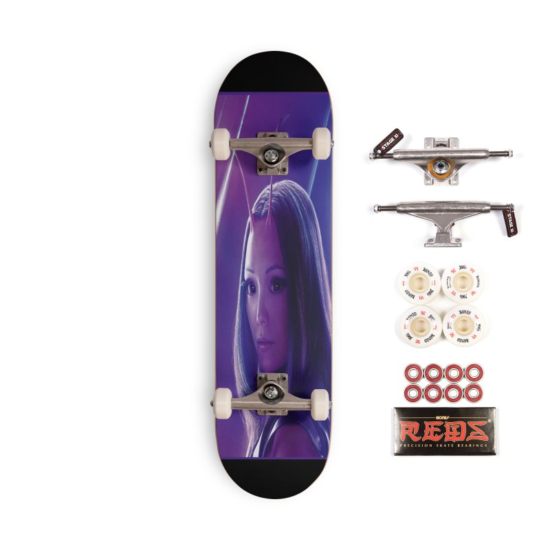 Mantis Accessories Complete - Pro Skateboard by Evolution Comics INC