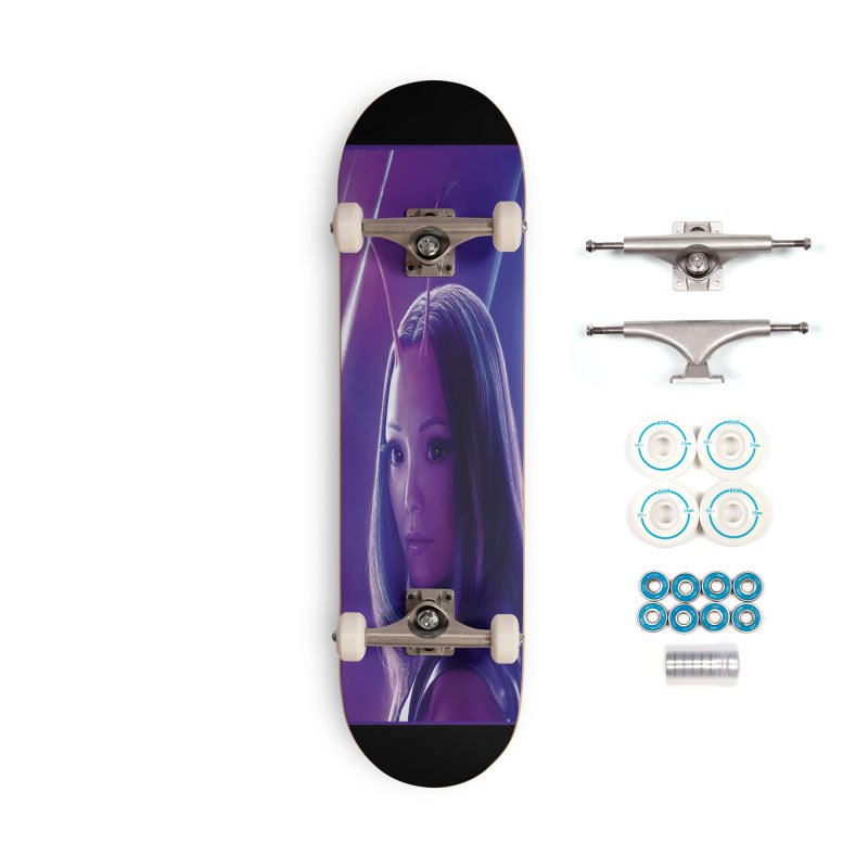 Mantis Accessories Complete - Basic Skateboard by Evolution Comics INC