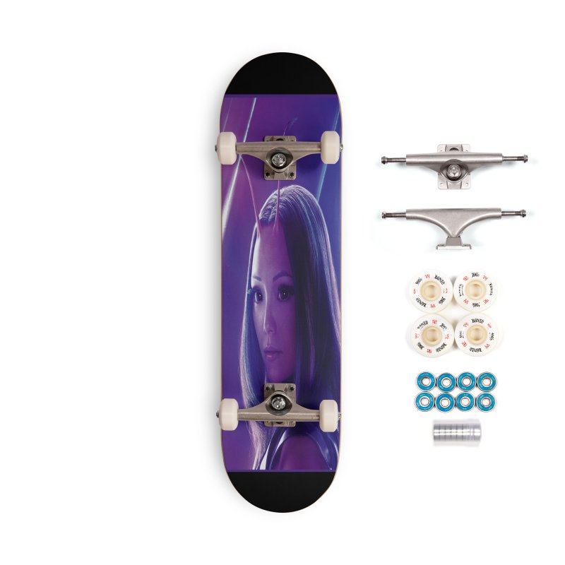 Mantis Accessories Complete - Premium Skateboard by Evolution Comics INC