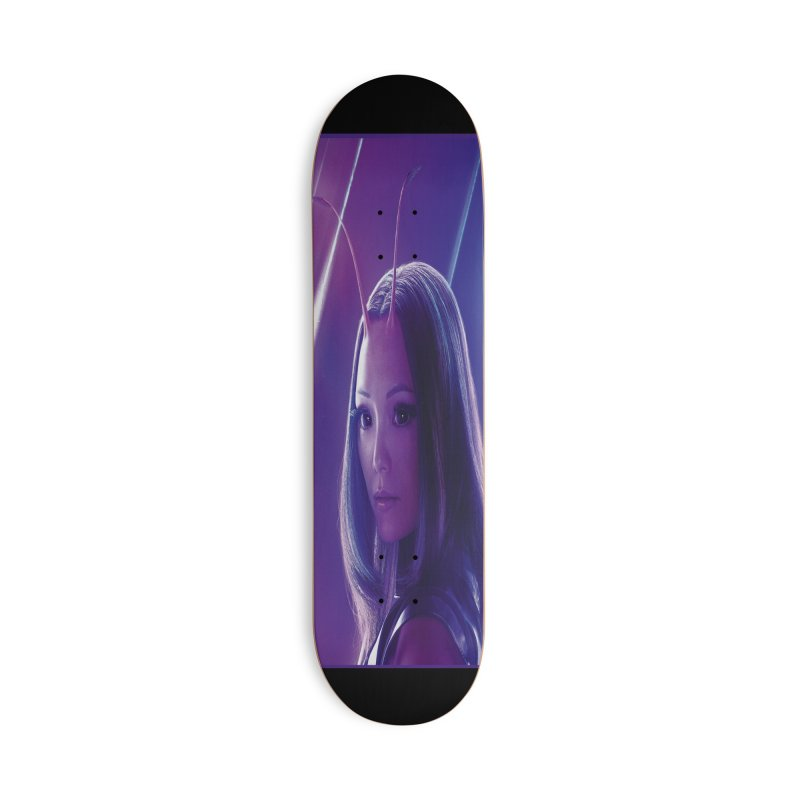 Mantis Accessories Deck Only Skateboard by Evolution Comics INC