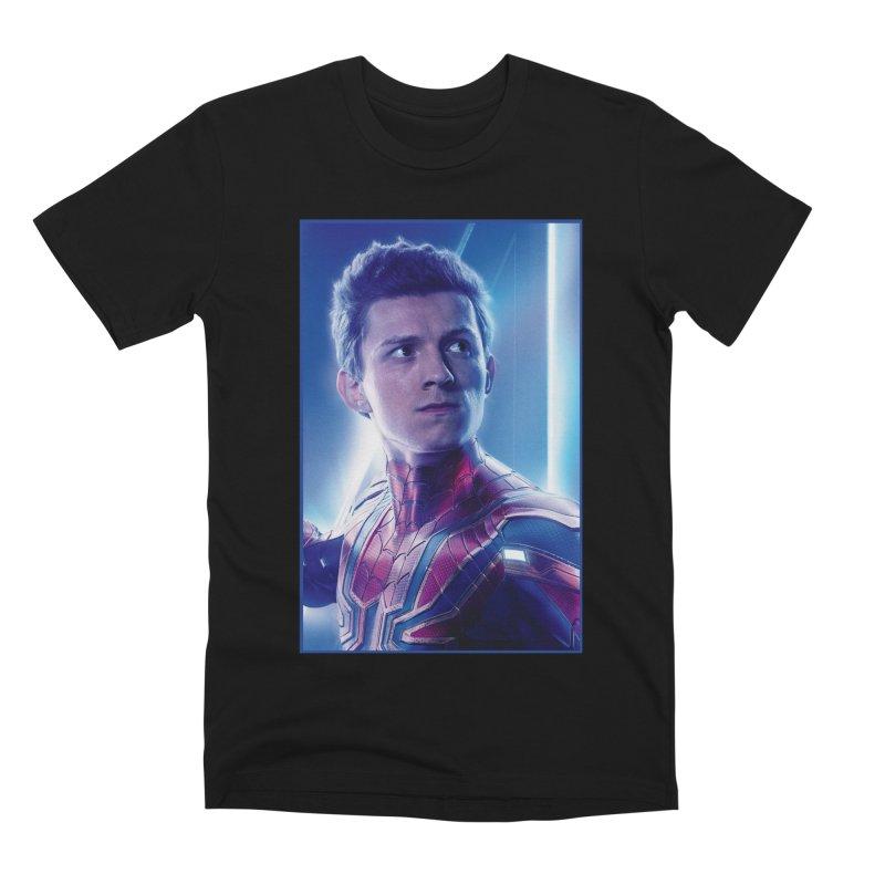 Spider-Man (Peter Parker) Men's Premium T-Shirt by Evolution Comics INC