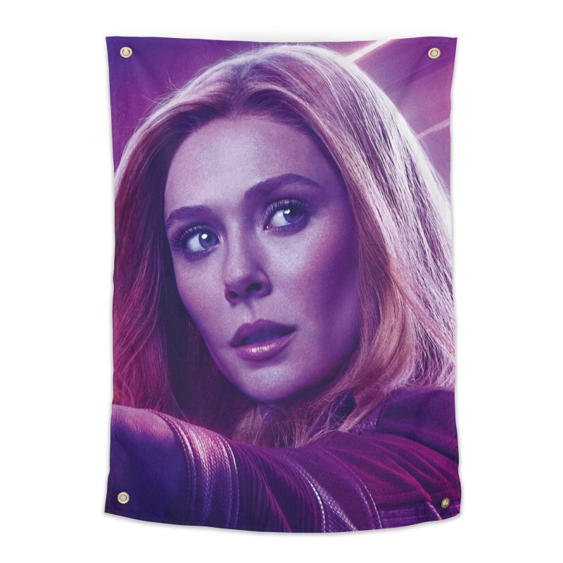 Scarlet Witch Home Tapestry by Evolution Comics INC