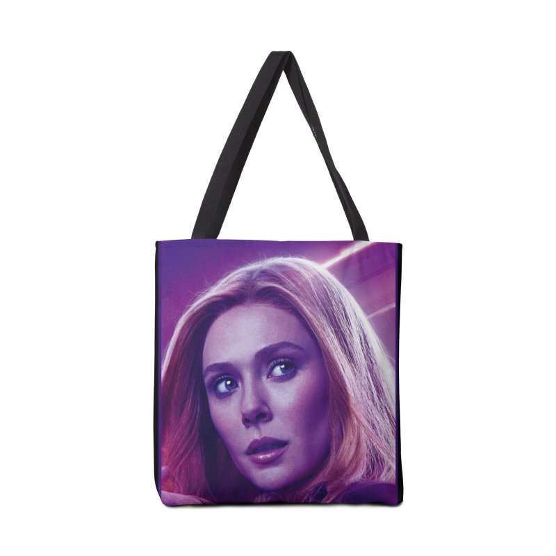 Scarlet Witch Accessories Tote Bag Bag by Evolution Comics INC