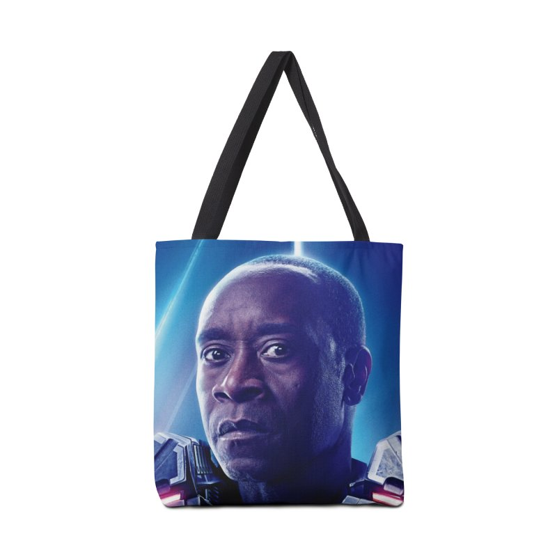 War Machine Accessories Tote Bag Bag by Evolution Comics INC
