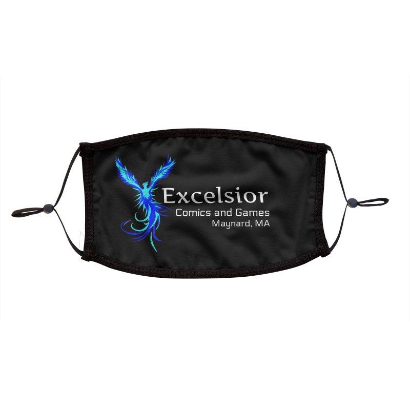 Basic Shirt Redux Accessories Face Mask by ExcelsiorGames's Artist Shop