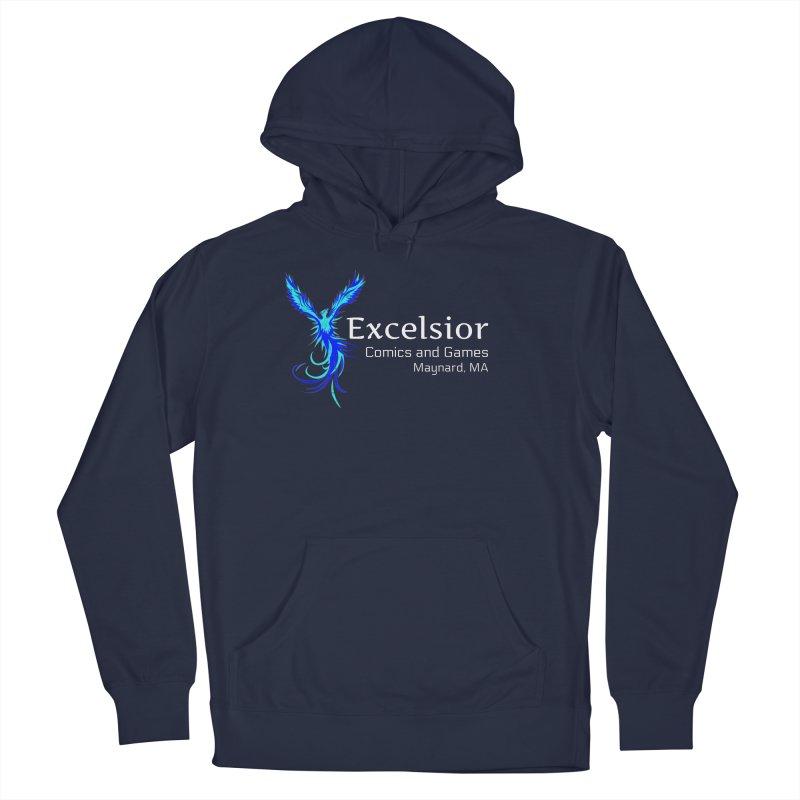 Basic Shirt Redux Men's Pullover Hoody by ExcelsiorGames's Artist Shop