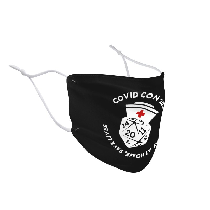 Covid Con 2020 Accessories Face Mask by ExcelsiorGames's Artist Shop
