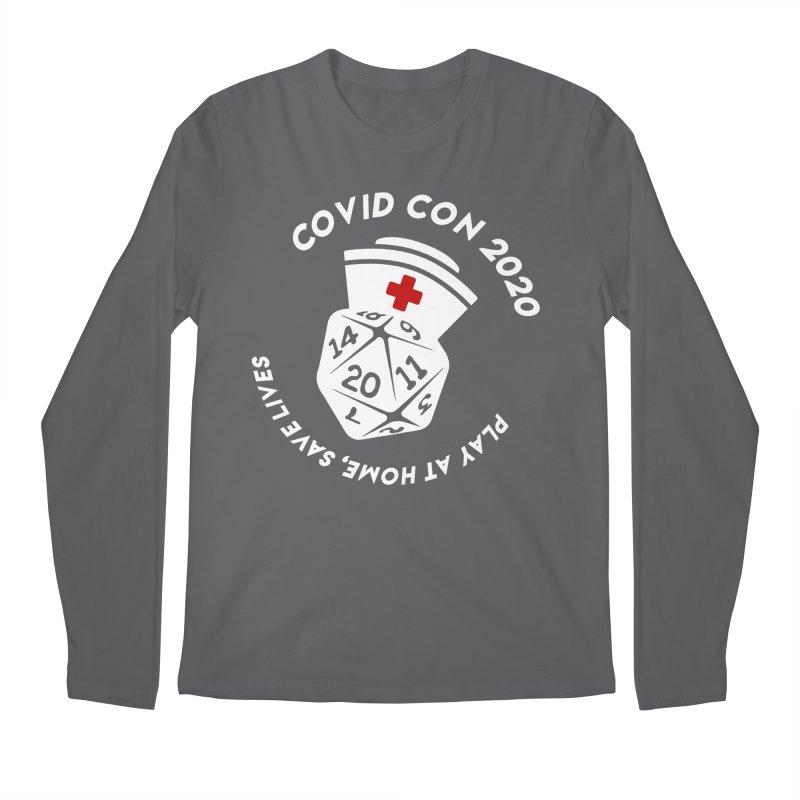 Covid Con 2020 Men's Longsleeve T-Shirt by ExcelsiorGames's Artist Shop