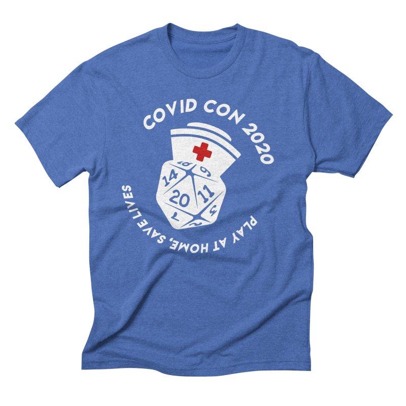 Covid Con 2020 Men's T-Shirt by ExcelsiorGames's Artist Shop