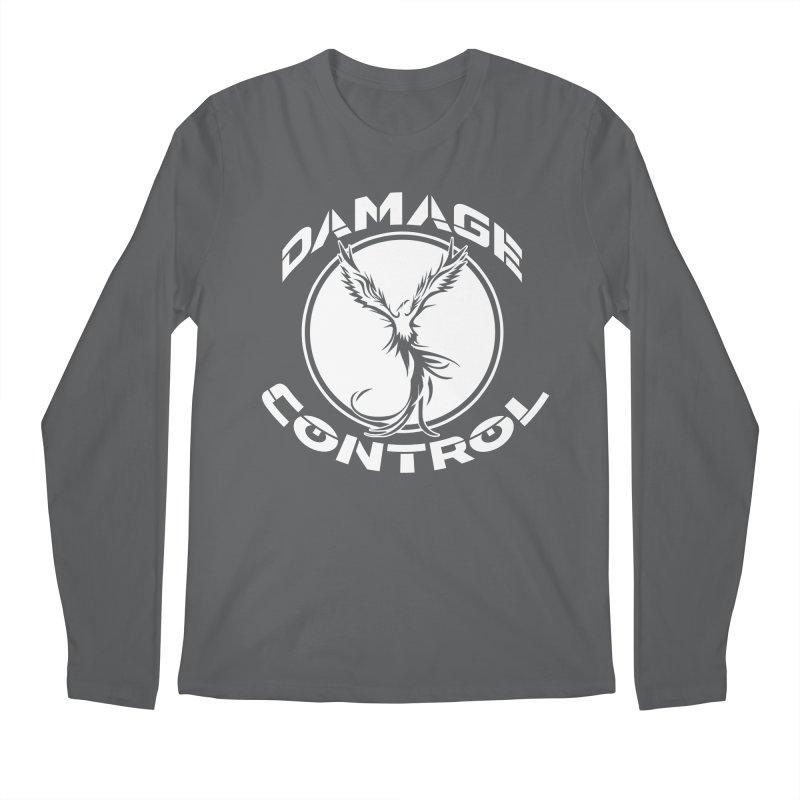 Damage Control Men's Longsleeve T-Shirt by ExcelsiorGames's Artist Shop