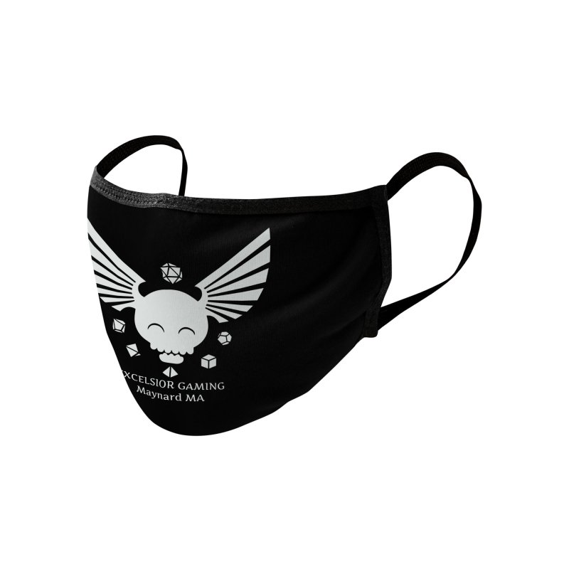 Excelsior Gaming Club Accessories Face Mask by ExcelsiorGames's Artist Shop
