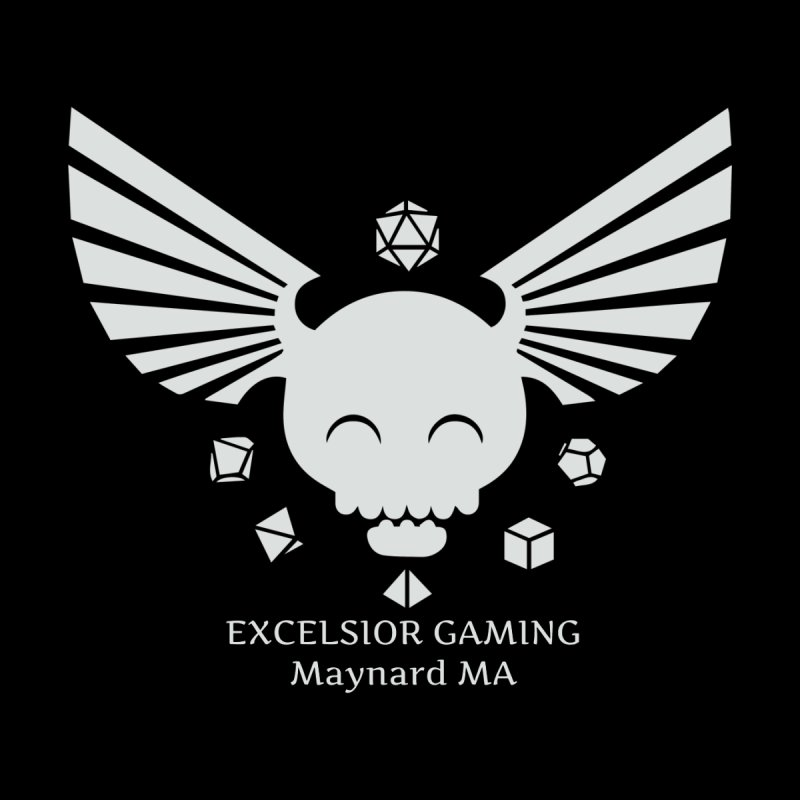 Excelsior Gaming Club Men's T-Shirt by ExcelsiorGames's Artist Shop