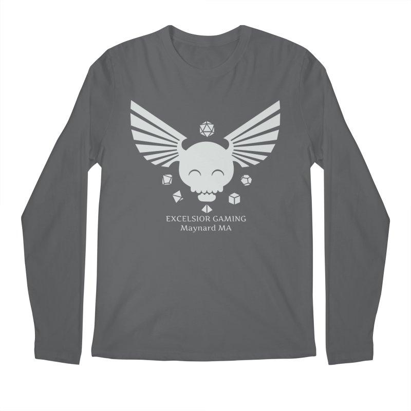 Excelsior Gaming Club Men's Longsleeve T-Shirt by ExcelsiorGames's Artist Shop