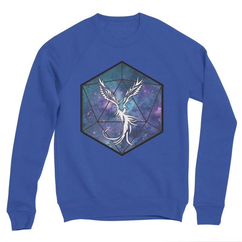 Galaxy D20 Blue Women's Sweatshirt by ExcelsiorGames's Artist Shop