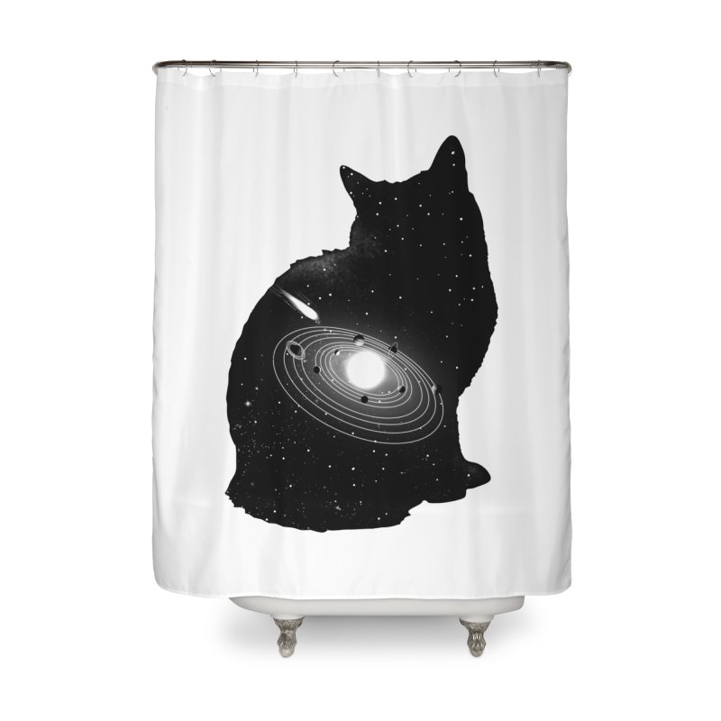 Wicked Home Shower Curtain by ExplorerTales's Artist Shop