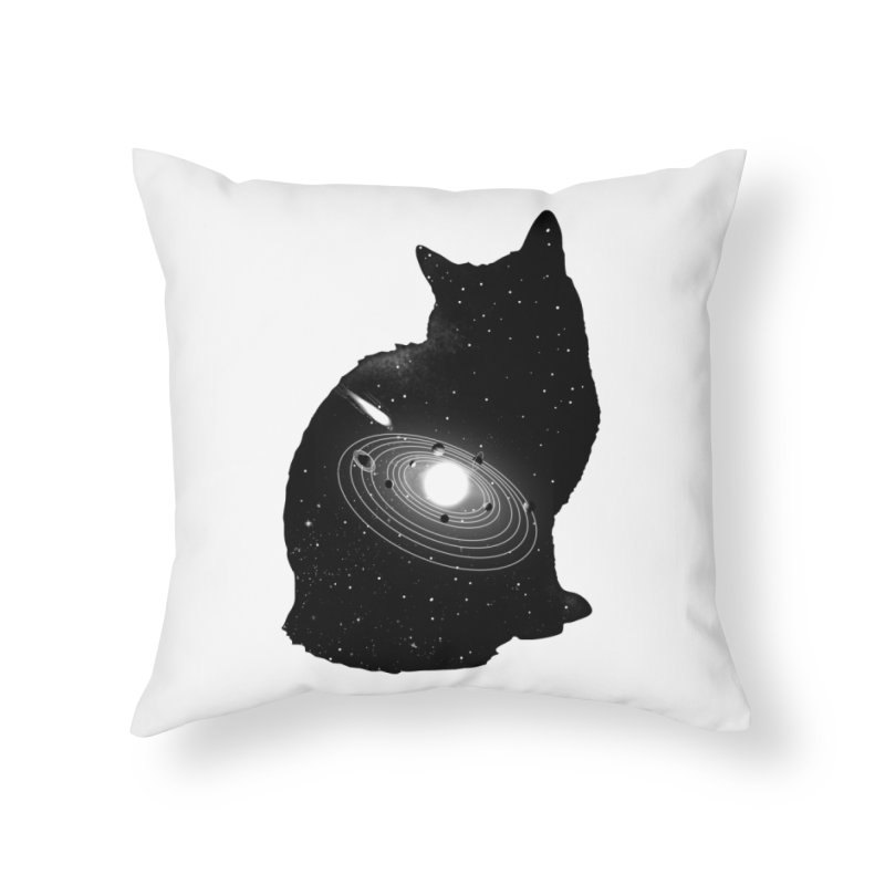 Wicked Home Throw Pillow by ExplorerTales's Artist Shop