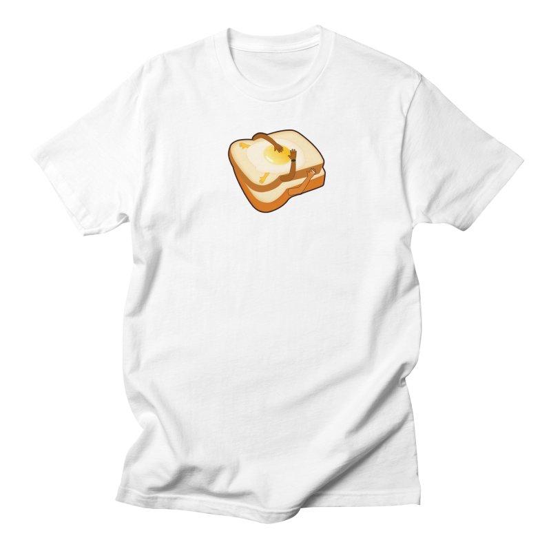 Breakfast in Bed Men's T-Shirt by ExplorerTales's Artist Shop