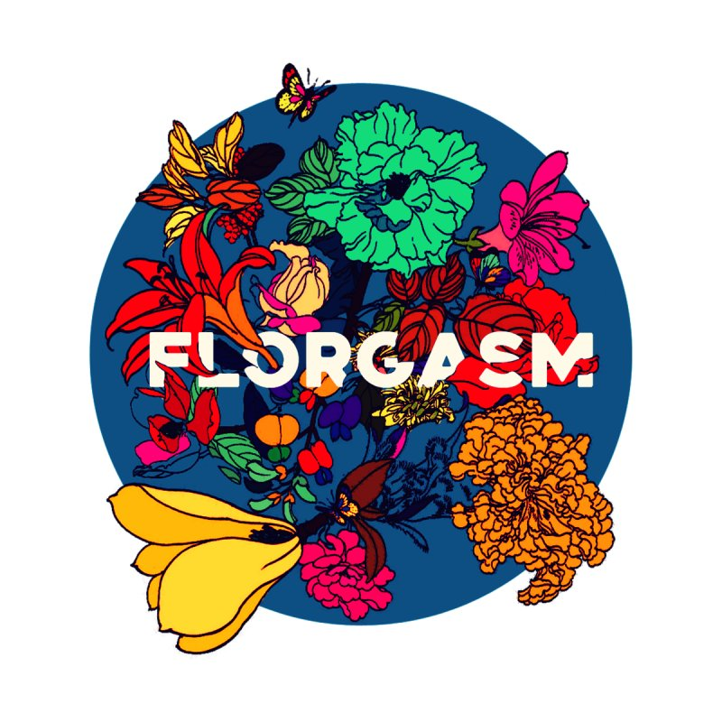 Florgasm Women's Fitted T-Shirt by ExplorerTales's Artist Shop