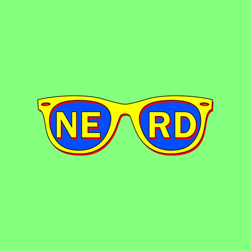 N E R D by ExplorerTales's Artist Shop