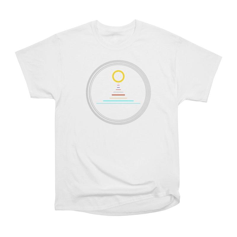 Minimalistic-Solar-system Men's Classic T-Shirt by ExplorerTales's Artist Shop