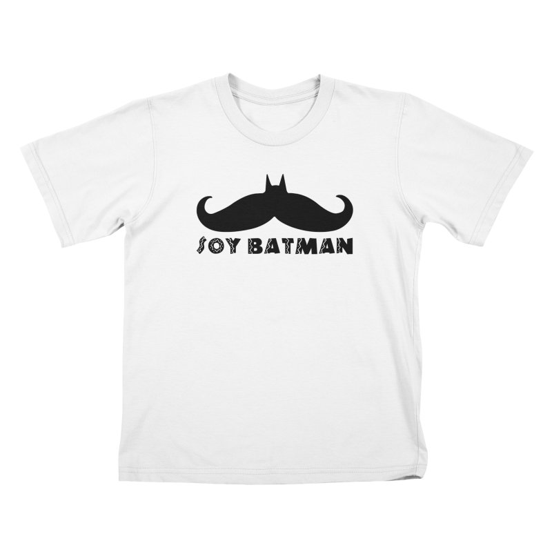 Soy Batman Kids T-shirt by ExplorerTales's Artist Shop