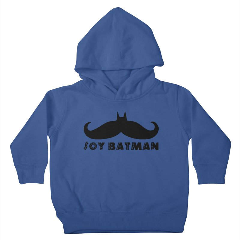 Soy Batman Kids Toddler Pullover Hoody by ExplorerTales's Artist Shop