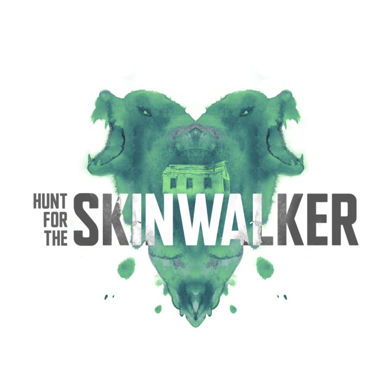 HUNT FOR THE SKINWALKER Men's T-Shirt by Extraordinary Beliefs Artist Shop