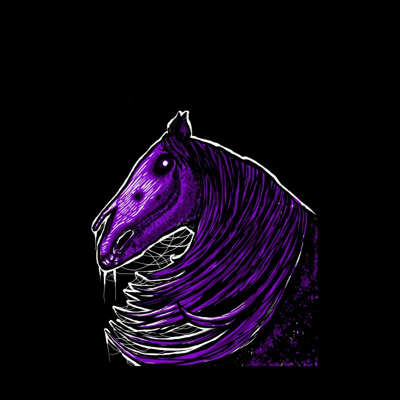 DARK HORSE None  by Eyeless's Artist Shop