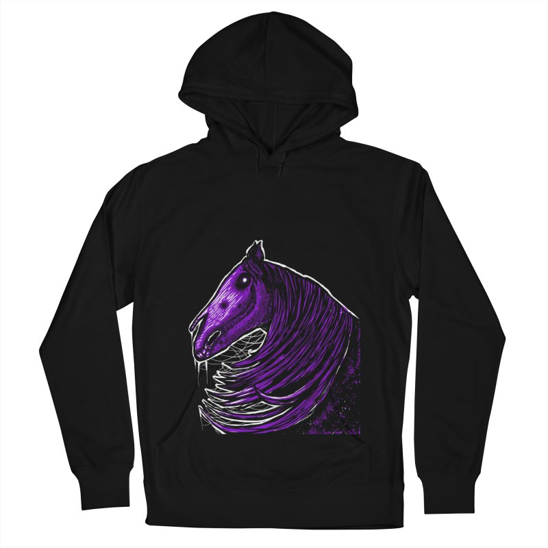 DARK HORSE Women's Pullover Hoody by Eyeless's Artist Shop