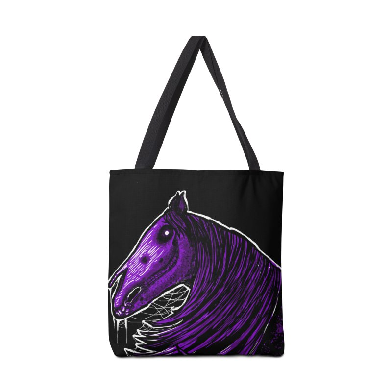 DARK HORSE Accessories Bag by Eyeless's Artist Shop