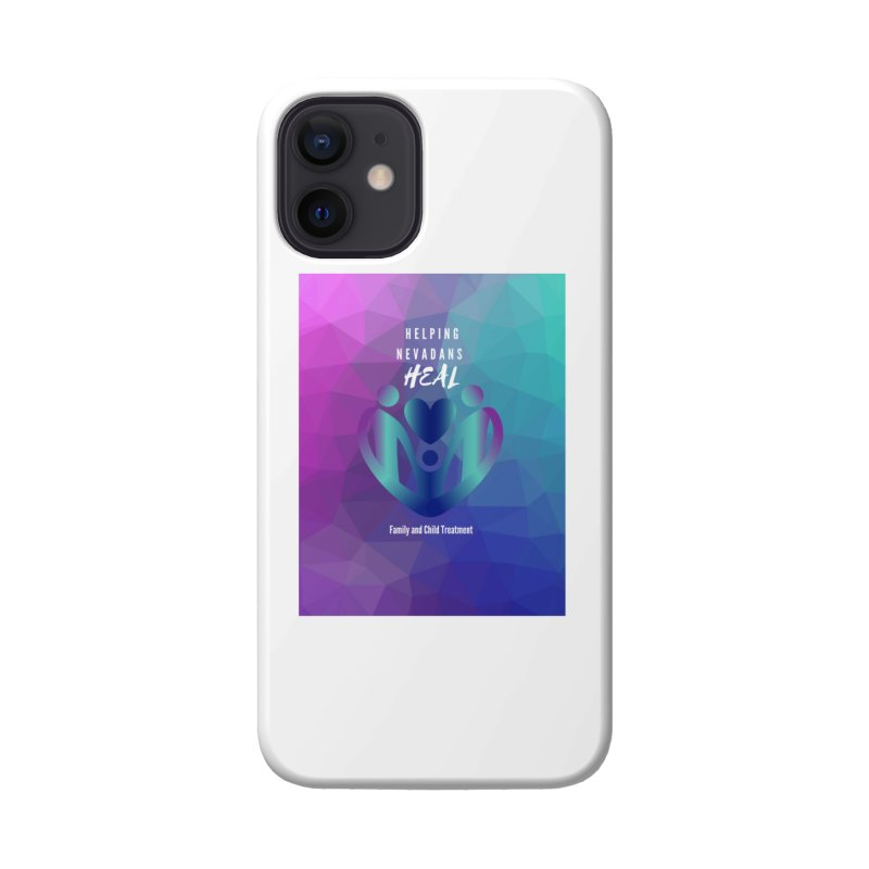 Helping Nevadans Heal Awareness Colors Accessories Phone Case by Family and Child Treatment (FACT)
