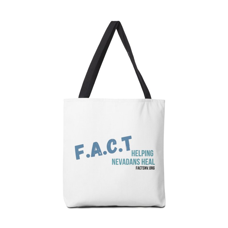 FACT: Helping Nevadans Heal Accessories Bag by Family and Child Treatment (FACT)